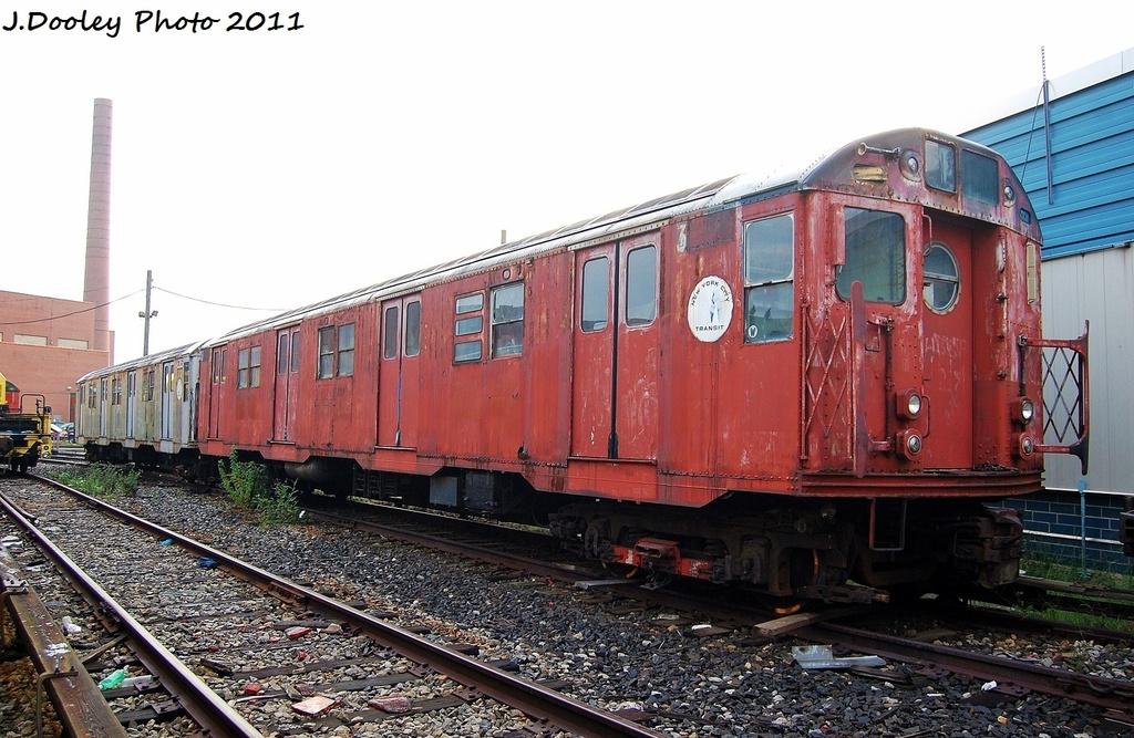 (337k, 1024x667)<br><b>Country:</b> United States<br><b>City:</b> New York<br><b>System:</b> New York City Transit<br><b>Location:</b> 207th Street Yard<br><b>Car:</b> R-16 (American Car & Foundry, 1955) 6339 <br><b>Photo by:</b> John Dooley<br><b>Date:</b> 8/26/2011<br><b>Viewed (this week/total):</b> 1 / 1231