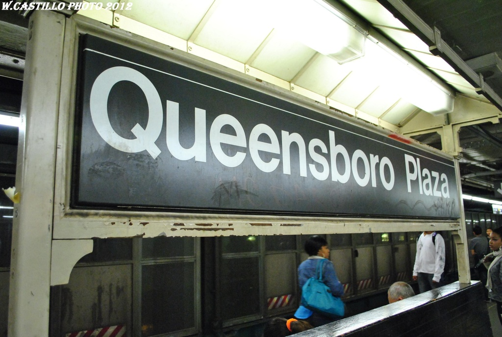 (266k, 1024x687)<br><b>Country:</b> United States<br><b>City:</b> New York<br><b>System:</b> New York City Transit<br><b>Location:</b> Queensborough Plaza <br><b>Photo by:</b> Wilfredo Castillo<br><b>Date:</b> 4/18/2012<br><b>Viewed (this week/total):</b> 1 / 944