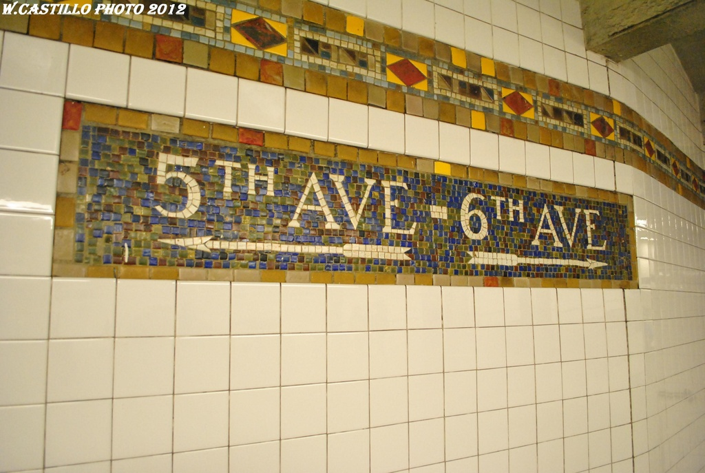 (280k, 1024x687)<br><b>Country:</b> United States<br><b>City:</b> New York<br><b>System:</b> New York City Transit<br><b>Line:</b> IRT Flushing Line<br><b>Location:</b> 5th Avenue <br><b>Photo by:</b> Wilfredo Castillo<br><b>Date:</b> 4/21/2012<br><b>Viewed (this week/total):</b> 1 / 1023