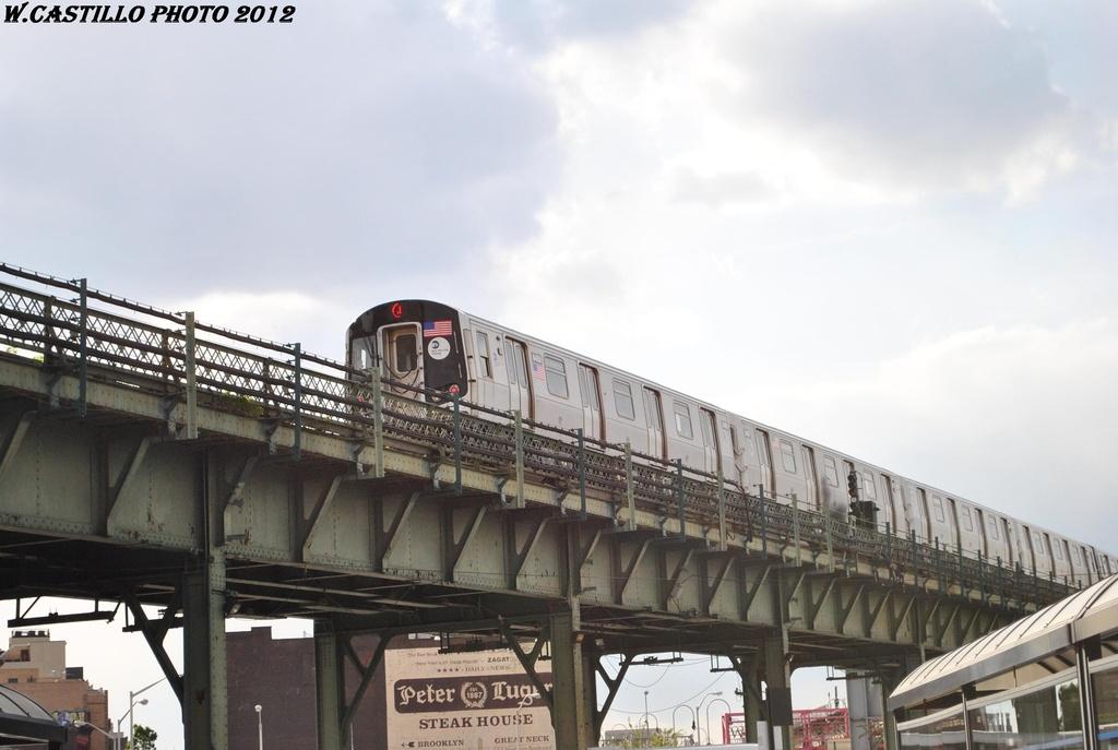 (242k, 1024x687)<br><b>Country:</b> United States<br><b>City:</b> New York<br><b>System:</b> New York City Transit<br><b>Line:</b> BMT Nassau Street/Jamaica Line<br><b>Location:</b> Marcy Avenue <br><b>Route:</b> J<br><b>Car:</b> R-160A-1 (Alstom, 2005-2008, 4 car sets)  8468 <br><b>Photo by:</b> Wilfredo Castillo<br><b>Date:</b> 4/24/2012<br><b>Viewed (this week/total):</b> 0 / 867