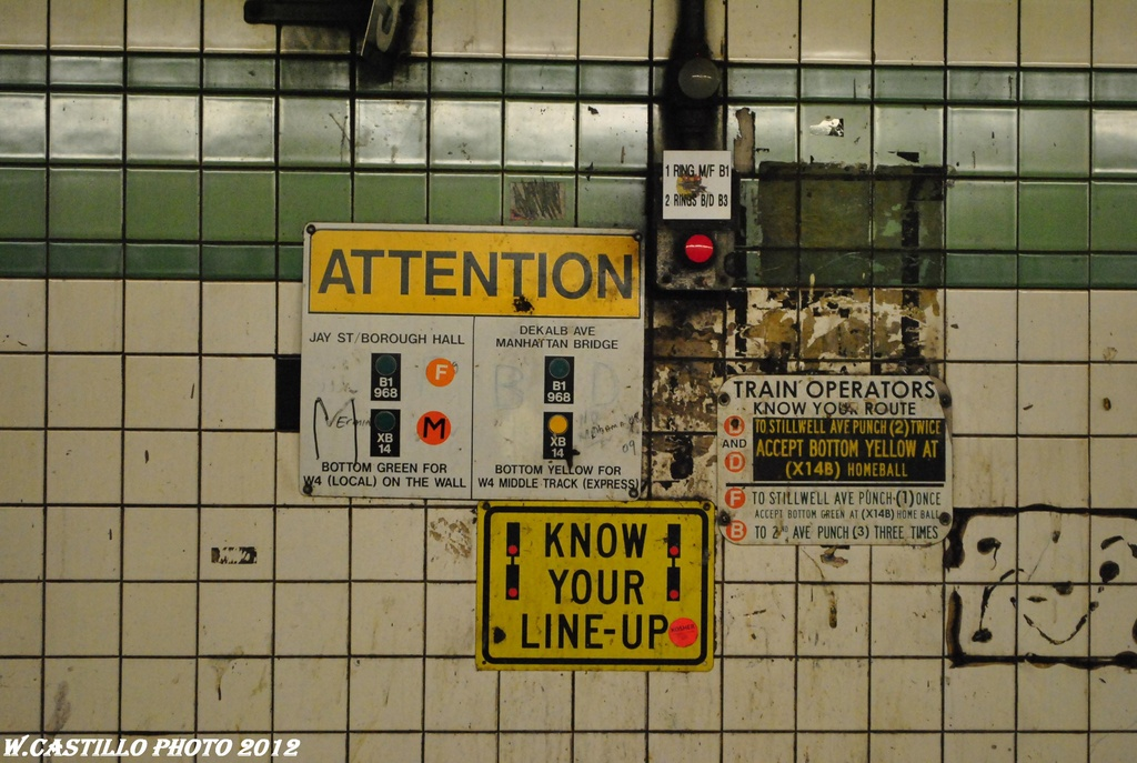 (307k, 1024x687)<br><b>Country:</b> United States<br><b>City:</b> New York<br><b>System:</b> New York City Transit<br><b>Line:</b> IND 6th Avenue Line<br><b>Location:</b> 14th Street <br><b>Photo by:</b> Wilfredo Castillo<br><b>Date:</b> 4/27/2012<br><b>Viewed (this week/total):</b> 0 / 1235