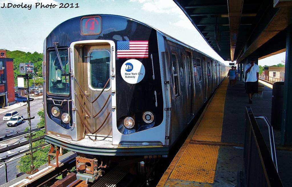 (379k, 1024x657)<br><b>Country:</b> United States<br><b>City:</b> New York<br><b>System:</b> New York City Transit<br><b>Line:</b> BMT Nassau Street/Jamaica Line<br><b>Location:</b> Alabama Avenue <br><b>Route:</b> J<br><b>Car:</b> R-160A-1 (Alstom, 2005-2008, 4 car sets)  8344 <br><b>Photo by:</b> John Dooley<br><b>Date:</b> 8/17/2011<br><b>Viewed (this week/total):</b> 0 / 980
