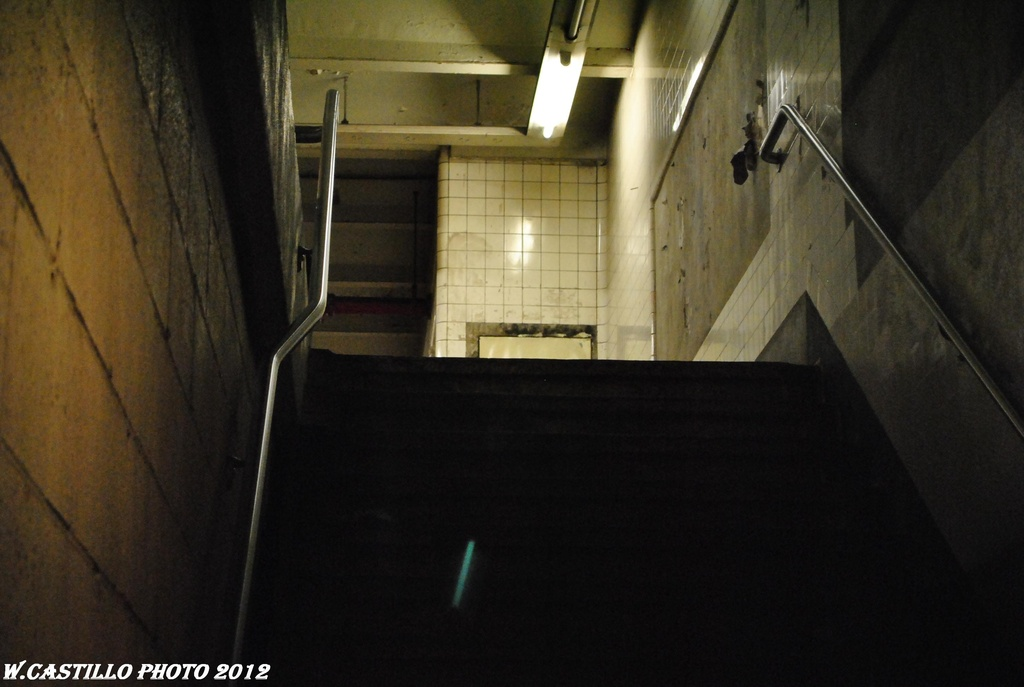 (223k, 1024x687)<br><b>Country:</b> United States<br><b>City:</b> New York<br><b>System:</b> New York City Transit<br><b>Line:</b> IND Crosstown Line<br><b>Location:</b> Metropolitan Avenue/Grand Street <br><b>Photo by:</b> Wilfredo Castillo<br><b>Date:</b> 4/27/2012<br><b>Notes:</b> Closed exit.<br><b>Viewed (this week/total):</b> 3 / 1215