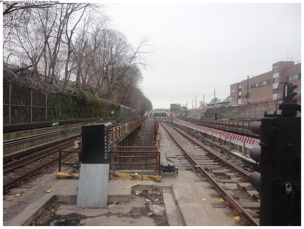 (354k, 1044x788)<br><b>Country:</b> United States<br><b>City:</b> New York<br><b>System:</b> New York City Transit<br><b>Line:</b> BMT West End Line<br><b>Location:</b> 9th Avenue <br><b>Photo by:</b> Brandon Amato<br><b>Date:</b> 3/25/2012<br><b>Viewed (this week/total):</b> 2 / 1039