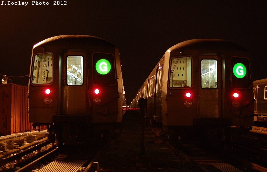 (248k, 1024x663)<br><b>Country:</b> United States<br><b>City:</b> New York<br><b>System:</b> New York City Transit<br><b>Location:</b> Coney Island Yard<br><b>Car:</b> R-68A (Kawasaki, 1988-1989)  5100 <br><b>Photo by:</b> John Dooley<br><b>Date:</b> 2/23/2012<br><b>Viewed (this week/total):</b> 3 / 1041