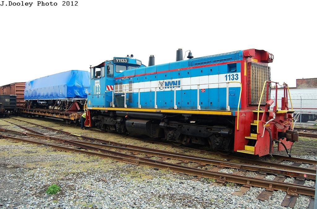 (374k, 1024x676)<br><b>Country:</b> United States<br><b>City:</b> New York<br><b>System:</b> New York City Transit<br><b>Line:</b> South Brooklyn Railway<br><b>Location:</b> SBK Yard (2nd Ave at 38th St.) (SBK)<br><b>Car:</b> R-156 Diesel-Electric Locomotive (MPI, 2012-2013) 912 <br><b>Photo by:</b> John Dooley<br><b>Date:</b> 5/1/2012<br><b>Viewed (this week/total):</b> 2 / 1065