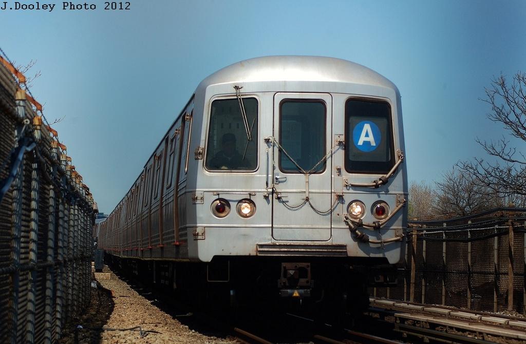 (284k, 1024x670)<br><b>Country:</b> United States<br><b>City:</b> New York<br><b>System:</b> New York City Transit<br><b>Line:</b> IND Rockaway<br><b>Location:</b> Near Broad Channel<br><b>Route:</b> A<br><b>Car:</b> R-46 (Pullman-Standard, 1974-75) 5892 <br><b>Photo by:</b> John Dooley<br><b>Date:</b> 3/27/2012<br><b>Viewed (this week/total):</b> 1 / 543
