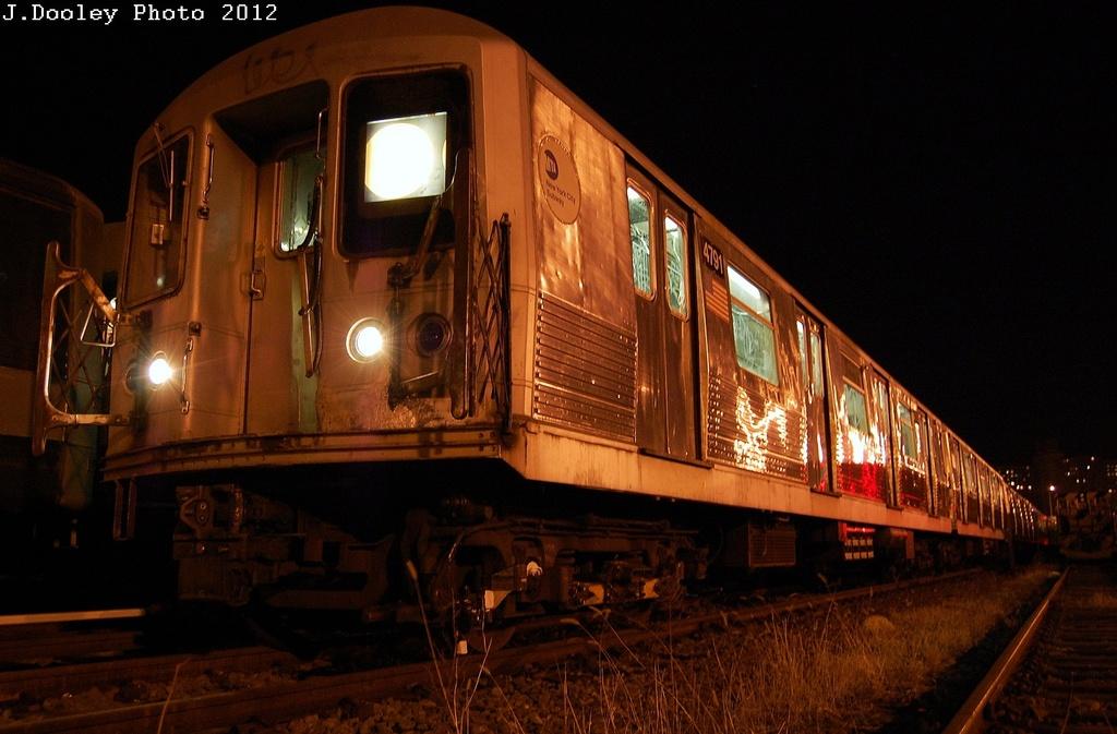 (285k, 1024x673)<br><b>Country:</b> United States<br><b>City:</b> New York<br><b>System:</b> New York City Transit<br><b>Location:</b> Coney Island Yard<br><b>Car:</b> R-42 (St. Louis, 1969-1970)  4791 <br><b>Photo by:</b> John Dooley<br><b>Date:</b> 2/27/2012<br><b>Viewed (this week/total):</b> 0 / 752