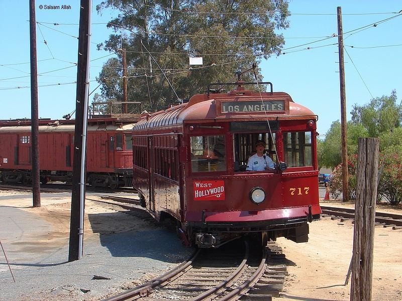 (499k, 800x600)<br><b>Country:</b> United States<br><b>City:</b> Perris, CA<br><b>System:</b> Orange Empire Railway Museum <br><b>Car:</b>  717 <br><b>Photo by:</b> Salaam Allah<br><b>Date:</b> 6/19/2010<br><b>Viewed (this week/total):</b> 1 / 827