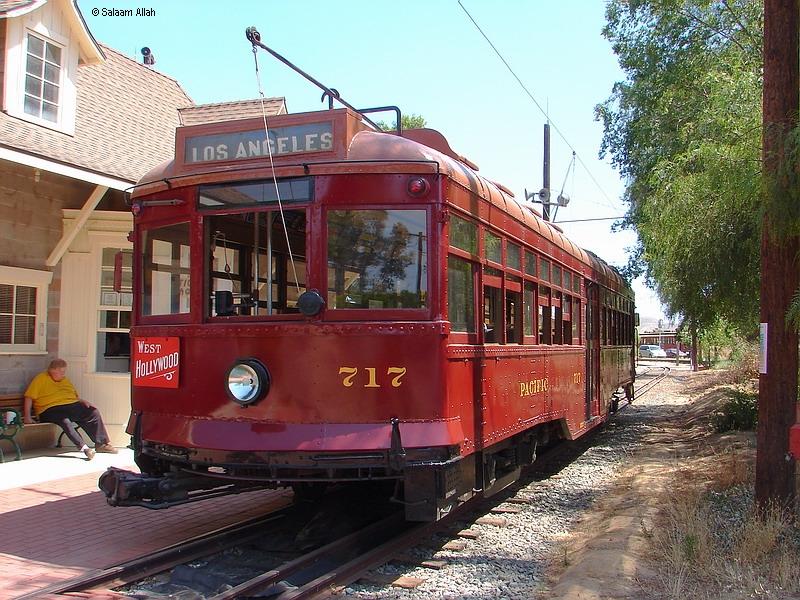 (467k, 800x600)<br><b>Country:</b> United States<br><b>City:</b> Perris, CA<br><b>System:</b> Orange Empire Railway Museum <br><b>Car:</b>  717 <br><b>Photo by:</b> Salaam Allah<br><b>Date:</b> 6/19/2010<br><b>Viewed (this week/total):</b> 1 / 710