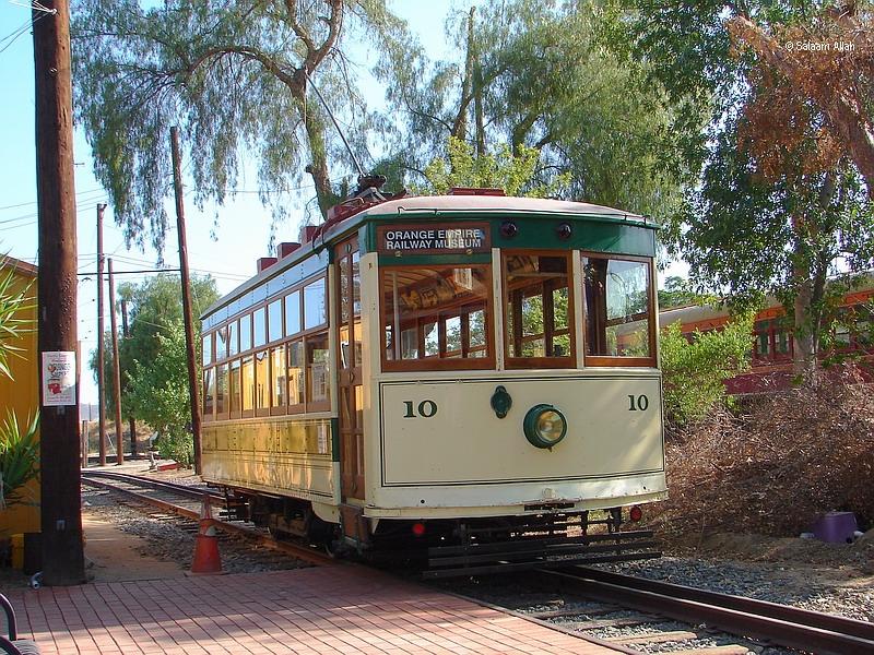 (606k, 800x600)<br><b>Country:</b> United States<br><b>City:</b> Perris, CA<br><b>System:</b> Orange Empire Railway Museum <br><b>Car:</b>  10 <br><b>Photo by:</b> Salaam Allah<br><b>Date:</b> 6/19/2010<br><b>Viewed (this week/total):</b> 0 / 797