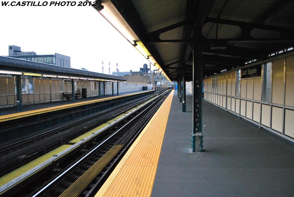 (289k, 1024x687)<br><b>Country:</b> United States<br><b>City:</b> New York<br><b>System:</b> New York City Transit<br><b>Line:</b> IRT Flushing Line<br><b>Location:</b> Court House Square/45th Road <br><b>Photo by:</b> Wilfredo Castillo<br><b>Date:</b> 5/16/2012<br><b>Viewed (this week/total):</b> 0 / 832