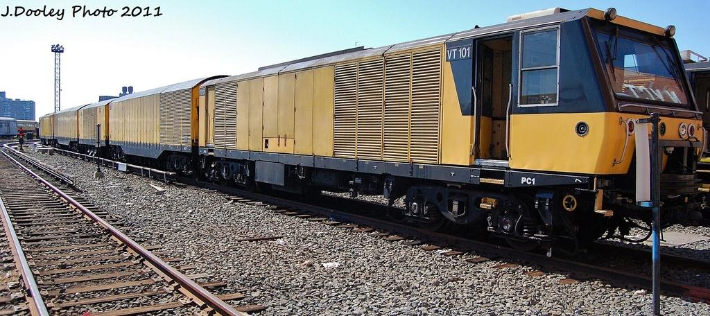 (303k, 1024x456)<br><b>Country:</b> United States<br><b>City:</b> New York<br><b>System:</b> New York City Transit<br><b>Location:</b> Coney Island Yard<br><b>Car:</b> R-137 Vacuum Cleaning Train  VT101 <br><b>Photo by:</b> John Dooley<br><b>Date:</b> 10/9/2011<br><b>Viewed (this week/total):</b> 0 / 1257