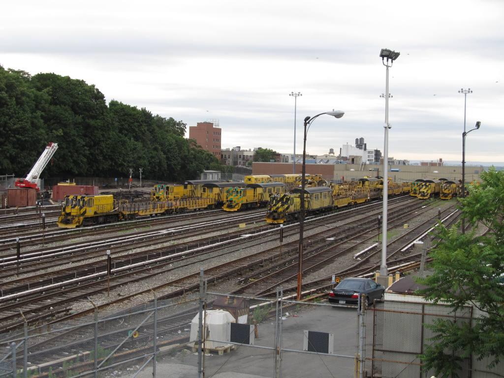 (135k, 1024x768)<br><b>Country:</b> United States<br><b>City:</b> New York<br><b>System:</b> New York City Transit<br><b>Location:</b> 36th Street Yard<br><b>Photo by:</b> Robbie Rosenfeld<br><b>Date:</b> 6/11/2012<br><b>Viewed (this week/total):</b> 3 / 769