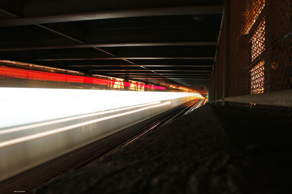 (261k, 1024x682)<br><b>Country:</b> United States<br><b>City:</b> New York<br><b>System:</b> New York City Transit<br><b>Location:</b> Manhattan Bridge<br><b>Route:</b> N<br><b>Car:</b> R-160A/R-160B Series (Number Unknown)  <br><b>Photo by:</b> David Tropiansky<br><b>Date:</b> 2/20/2012<br><b>Viewed (this week/total):</b> 1 / 1534