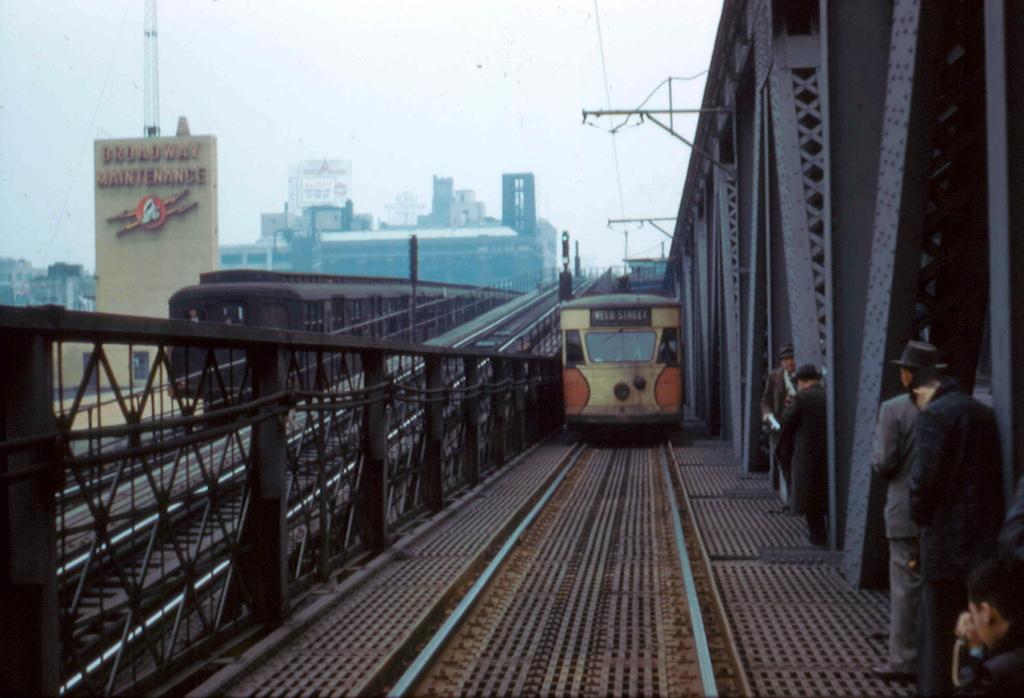 Queensborough Bridge Railway