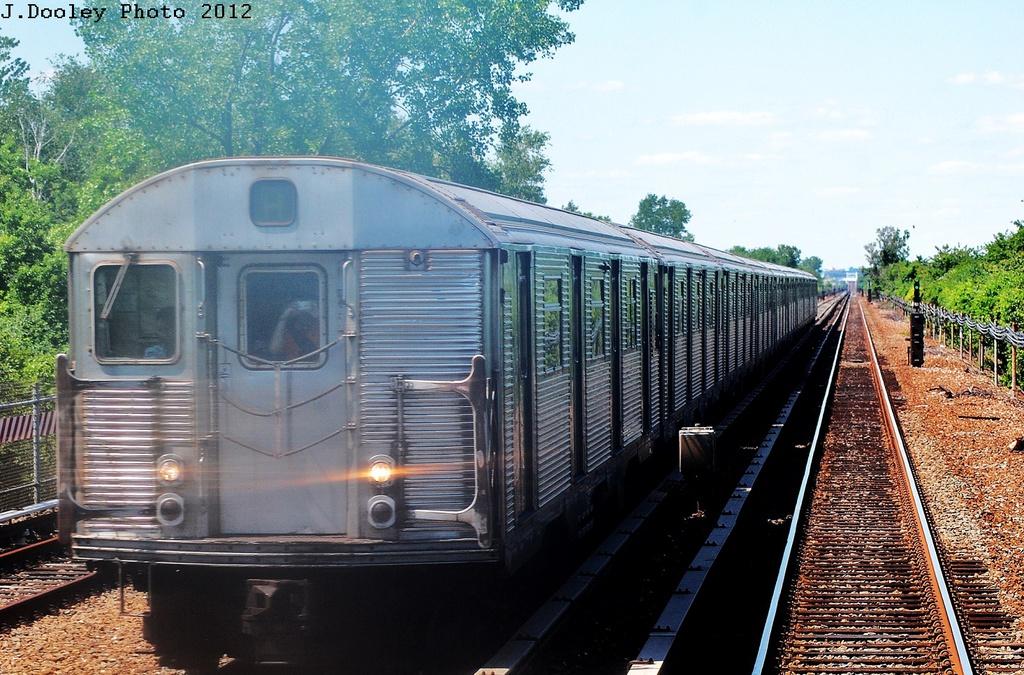 (389k, 1024x675)<br><b>Country:</b> United States<br><b>City:</b> New York<br><b>System:</b> New York City Transit<br><b>Line:</b> IND Rockaway<br><b>Location:</b> Broad Channel <br><b>Route:</b> A<br><b>Car:</b> R-32 (Budd, 1964)  3600 <br><b>Photo by:</b> John Dooley<br><b>Date:</b> 5/31/2012<br><b>Viewed (this week/total):</b> 0 / 974