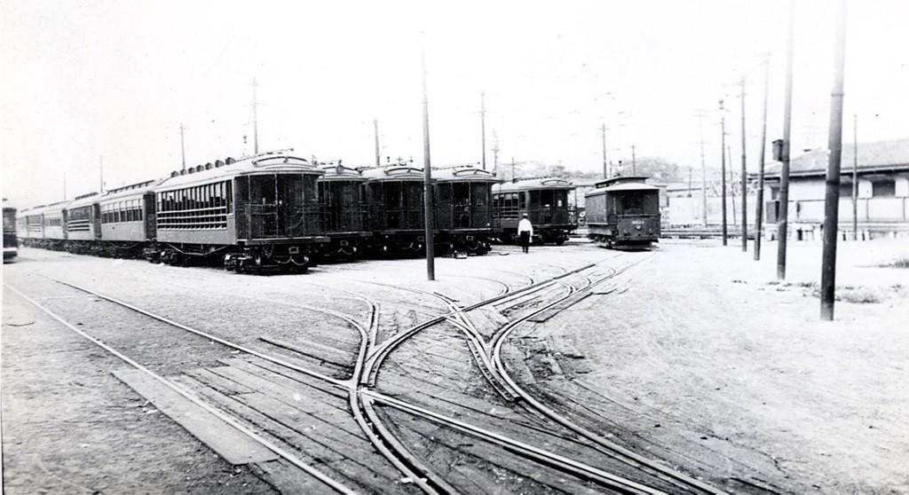(144k, 1024x558)<br><b>Country:</b> United States<br><b>City:</b> New York<br><b>System:</b> New York City Transit<br><b>Line:</b> BMT Culver Line<br><b>Location:</b> Coney Island - Culver Depot <br><b>Collection of:</b> George Conrad Collection<br><b>Date:</b> 7/12/1916<br><b>Viewed (this week/total):</b> 0 / 1031