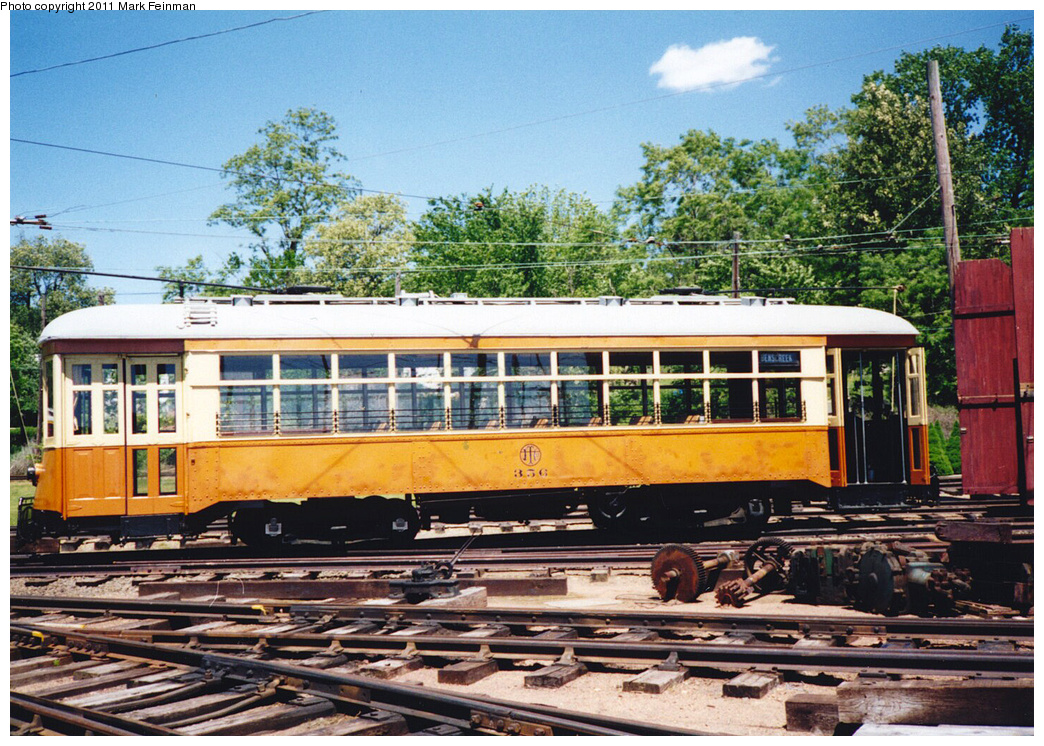 (501k, 1044x746)<br><b>Country:</b> United States<br><b>City:</b> Kennebunk, ME<br><b>System:</b> Seashore Trolley Museum <br><b>Car:</b>  356 <br><b>Photo by:</b> Mark S. Feinman<br><b>Date:</b> 1994<br><b>Viewed (this week/total):</b> 0 / 351
