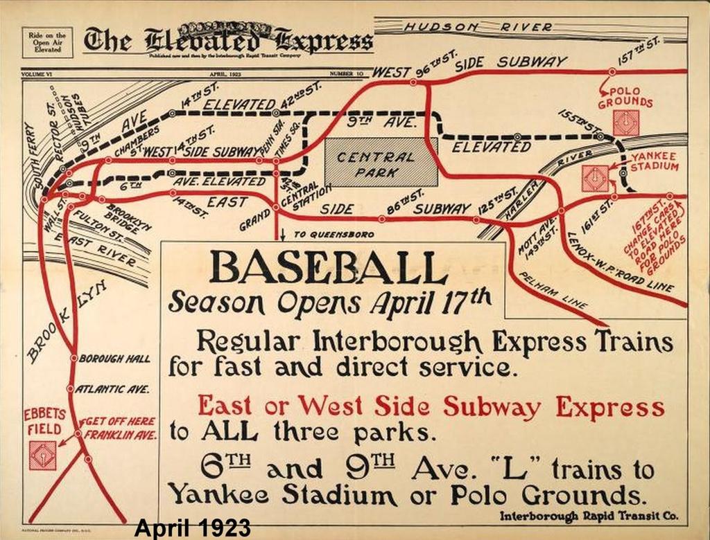 (351k, 1024x780)<br><b>Country:</b> United States<br><b>City:</b> New York<br><b>System:</b> New York City Transit<br><b>Photo by:</b> IRT Elevated Express<br><b>Date:</b> 4/1923<br><b>Viewed (this week/total):</b> 0 / 1727
