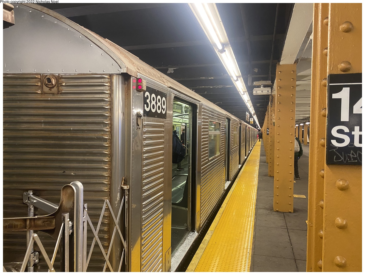 (370k, 1044x788)<br><b>Country:</b> United States<br><b>City:</b> New York<br><b>System:</b> New York City Transit<br><b>Location:</b> Coney Island/Stillwell Avenue<br><b>Route:</b> F<br><b>Car:</b> R-42 (St. Louis, 1969-1970)  4687 <br><b>Photo by:</b> Christopher Henderson<br><b>Date:</b> 2/9/2009<br><b>Viewed (this week/total):</b> 0 / 668