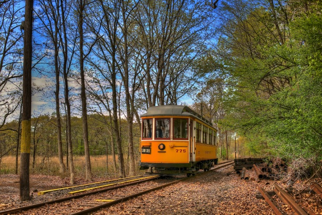 (183k, 640x427)<br><b>Country:</b> United States<br><b>City:</b> East Haven/Branford, Ct.<br><b>System:</b> Shore Line Trolley Museum <br><b>Car:</b> Connecticut Company 775 <br><b>Photo by:</b> Richard Panse<br><b>Date:</b> 4/28/2012<br><b>Viewed (this week/total):</b> 0 / 376