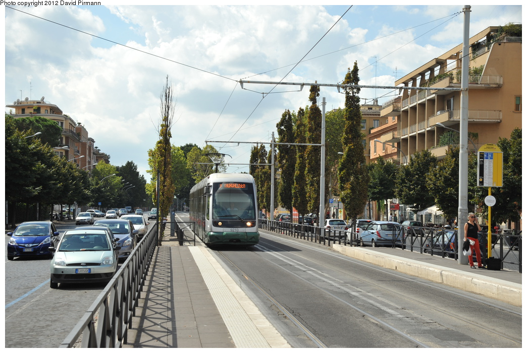 (371k, 1044x701)<br><b>Country:</b> Italy<br><b>City:</b> Rome<br><b>System:</b> ATAC<br><b>Location:</b> Circo Massimo<br><b>Route:</b> 3<br><b>Car:</b> Rome 8-Axle Roma-II (Fiat, 2000-02) 9210 <br><b>Photo by:</b> David Pirmann<br><b>Date:</b> 9/16/2012<br><b>Viewed (this week/total):</b> 1 / 468