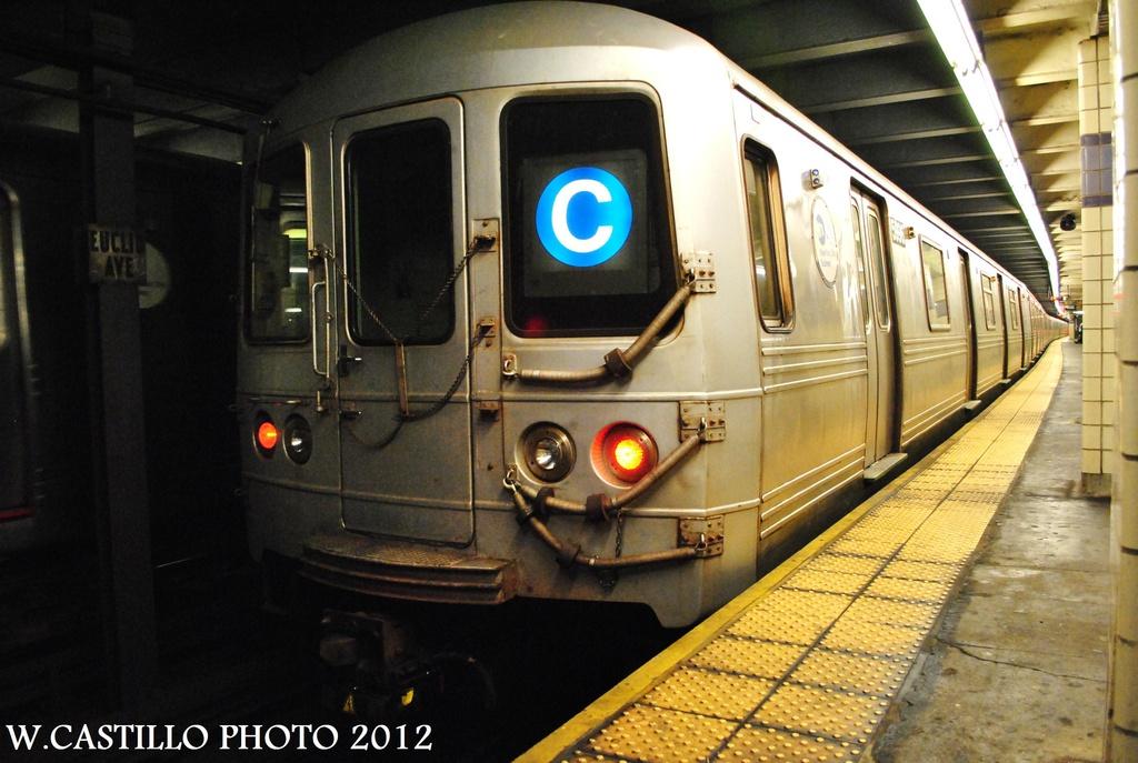 (300k, 1024x687)<br><b>Country:</b> United States<br><b>City:</b> New York<br><b>System:</b> New York City Transit<br><b>Line:</b> IND Fulton Street Line<br><b>Location:</b> Euclid Avenue <br><b>Route:</b> C<br><b>Car:</b> R-46 (Pullman-Standard, 1974-75) 5996 <br><b>Photo by:</b> Wilfredo Castillo<br><b>Date:</b> 9/23/2012<br><b>Viewed (this week/total):</b> 3 / 975