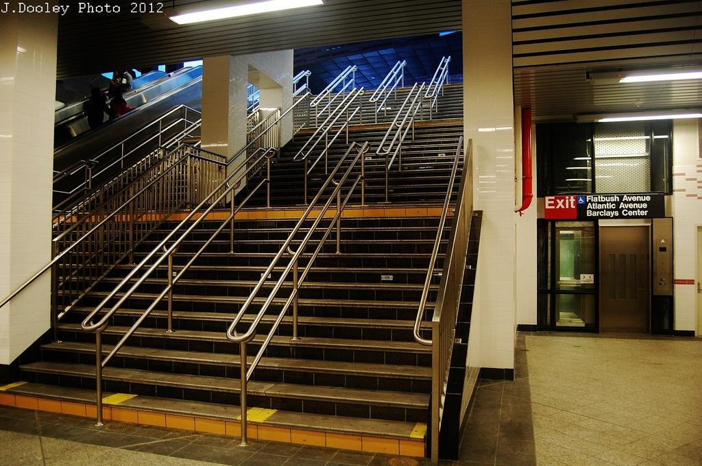 (378k, 1024x680)<br><b>Country:</b> United States<br><b>City:</b> New York<br><b>System:</b> New York City Transit<br><b>Line:</b> BMT Brighton Line<br><b>Location:</b> Atlantic Avenue <br><b>Photo by:</b> John Dooley<br><b>Date:</b> 10/25/2012<br><b>Viewed (this week/total):</b> 3 / 1212