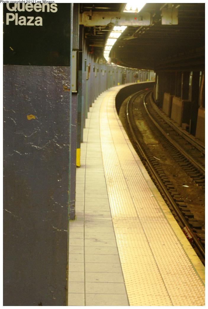 (254k, 703x1044)<br><b>Country:</b> United States<br><b>City:</b> New York<br><b>System:</b> New York City Transit<br><b>Line:</b> IND Queens Boulevard Line<br><b>Location:</b> Queens Plaza <br><b>Photo by:</b> Lee Winson<br><b>Date:</b> 12/2/2012<br><b>Viewed (this week/total):</b> 0 / 673