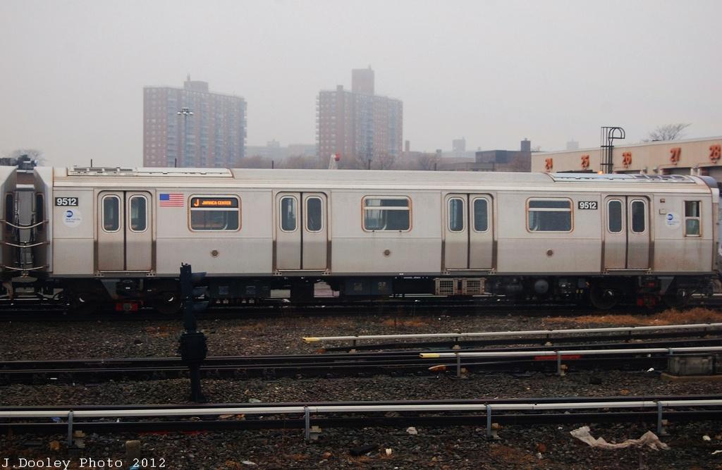 (266k, 1024x667)<br><b>Country:</b> United States<br><b>City:</b> New York<br><b>System:</b> New York City Transit<br><b>Location:</b> Coney Island Yard<br><b>Car:</b> R-160A (Option 1) (Alstom, 2008-2009, 5 car sets)  9512 <br><b>Photo by:</b> John Dooley<br><b>Date:</b> 12/8/2012<br><b>Viewed (this week/total):</b> 0 / 566