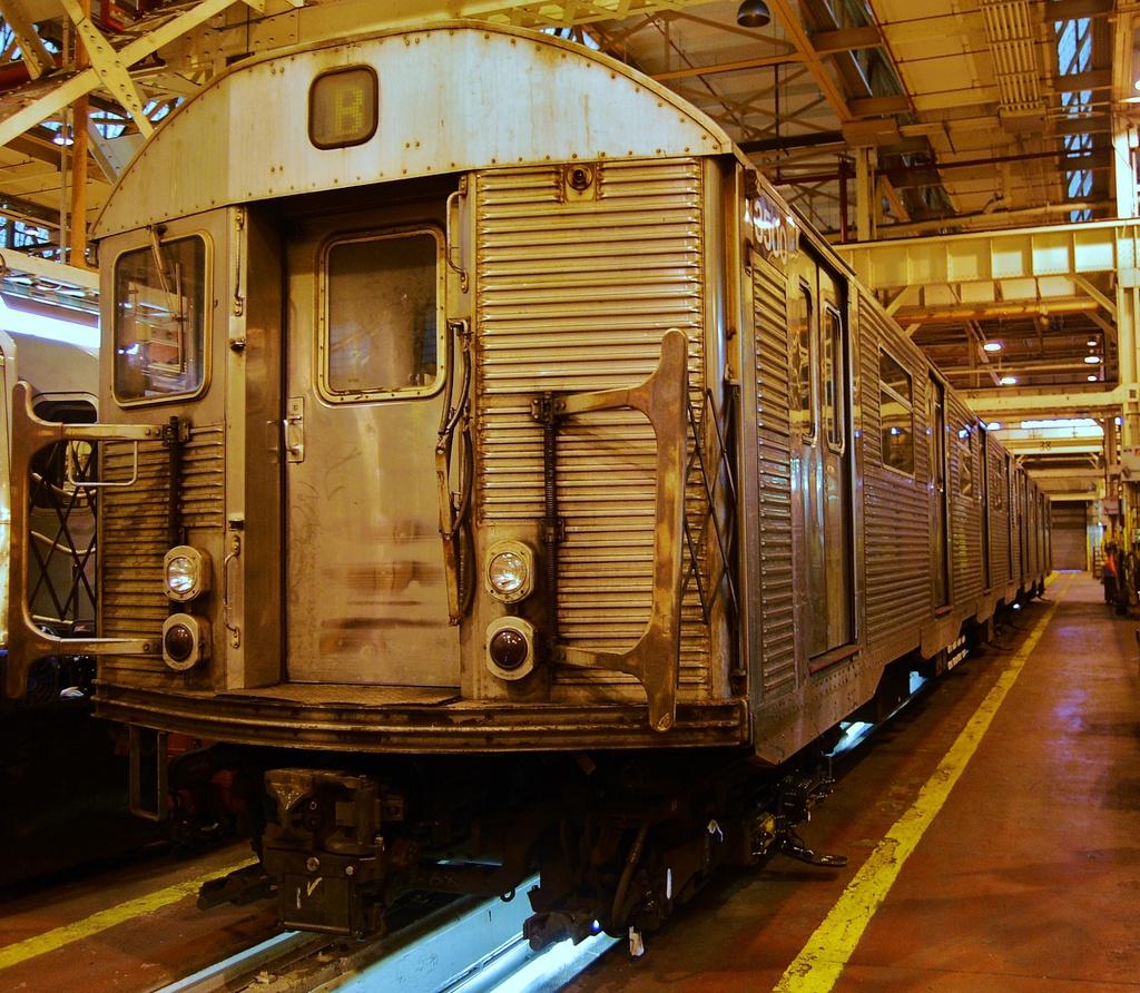 (473k, 1024x892)<br><b>Country:</b> United States<br><b>City:</b> New York<br><b>System:</b> New York City Transit<br><b>Location:</b> Coney Island Shop/Overhaul & Repair Shop<br><b>Car:</b> R-32 (Budd, 1964)  3500 <br><b>Photo by:</b> John Dooley<br><b>Date:</b> 12/8/2012<br><b>Viewed (this week/total):</b> 0 / 925
