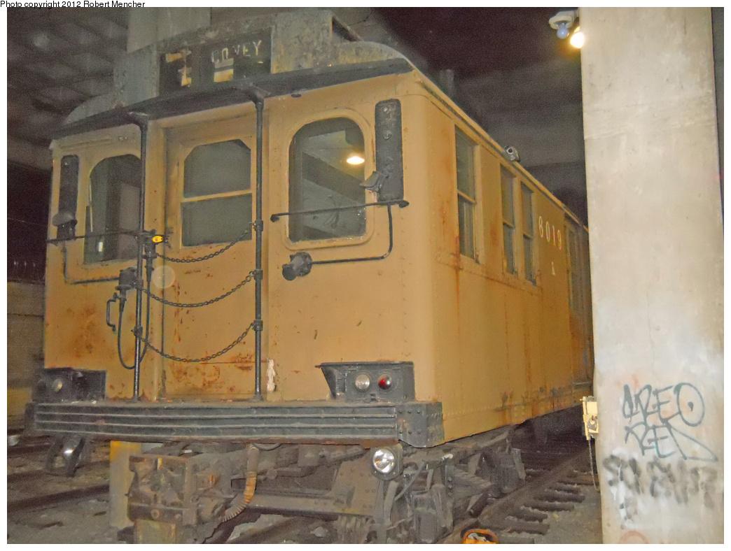 (348k, 1044x788)<br><b>Country:</b> United States<br><b>City:</b> New York<br><b>System:</b> New York City Transit<br><b>Location:</b> Pitkin Yard/Shops<br><b>Car:</b> BMT D-Type Triplex 6019 <br><b>Photo by:</b> Robert Mencher<br><b>Date:</b> 10/20/2012<br><b>Viewed (this week/total):</b> 13 / 1384