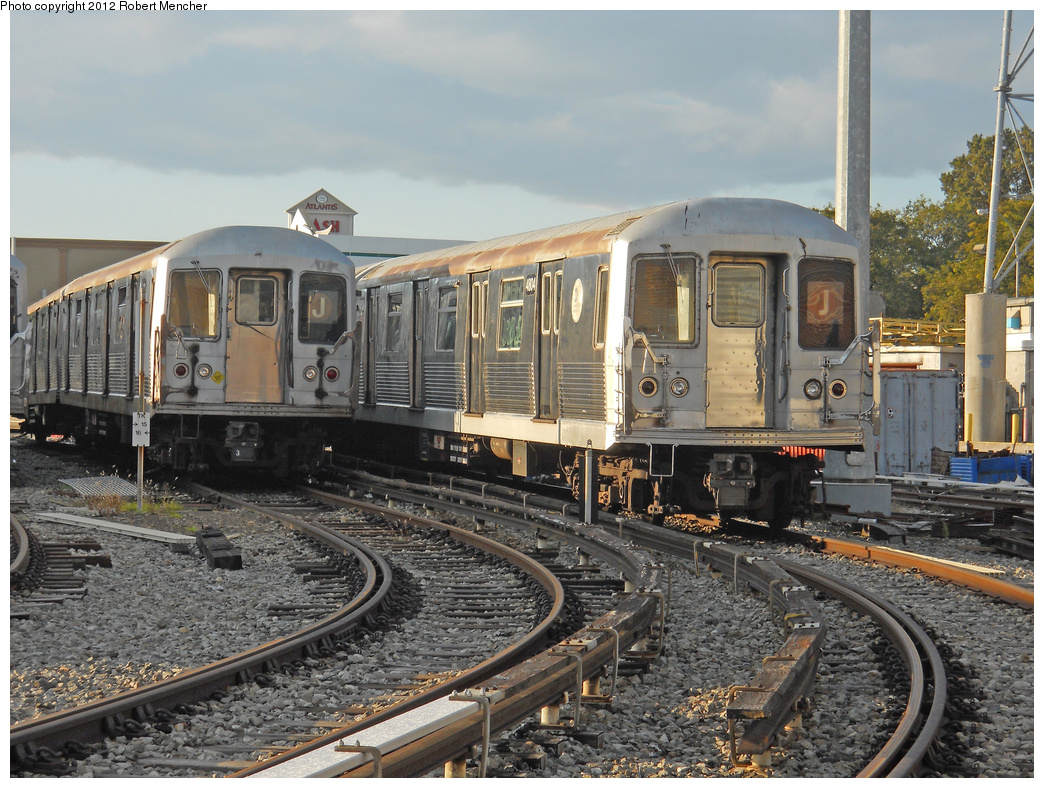 (454k, 1044x788)<br><b>Country:</b> United States<br><b>City:</b> New York<br><b>System:</b> New York City Transit<br><b>Location:</b> East New York Yard/Shops<br><b>Car:</b> R-42 (St. Louis, 1969-1970)  4804 <br><b>Photo by:</b> Robert Mencher<br><b>Date:</b> 10/21/2012<br><b>Notes:</b> With other R-42<br><b>Viewed (this week/total):</b> 3 / 724