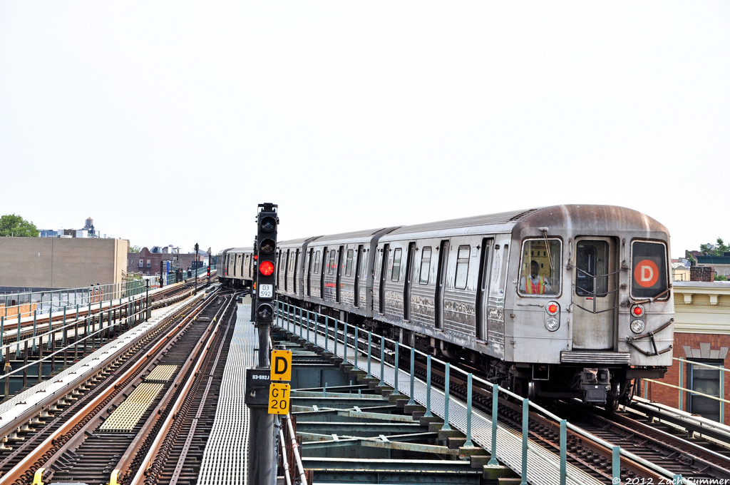 (339k, 1024x680)<br><b>Country:</b> United States<br><b>City:</b> New York<br><b>System:</b> New York City Transit<br><b>Line:</b> BMT West End Line<br><b>Location:</b> 62nd Street <br><b>Route:</b> D Relay<br><b>Car:</b> R-68 (Westinghouse-Amrail, 1986-1988)  2658 <br><b>Photo by:</b> Zach Summer<br><b>Date:</b> 7/7/2012<br><b>Viewed (this week/total):</b> 0 / 1169