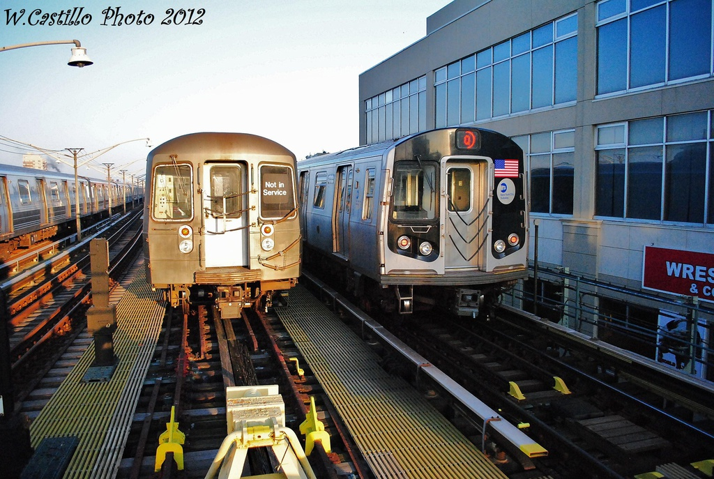 (376k, 1024x687)<br><b>Country:</b> United States<br><b>City:</b> New York<br><b>System:</b> New York City Transit<br><b>Line:</b> BMT Brighton Line<br><b>Location:</b> Ocean Parkway <br><b>Route:</b> Q<br><b>Car:</b> R-160B (Kawasaki, 2005-2008)  8783 <br><b>Photo by:</b> Wilfredo Castillo<br><b>Date:</b> 11/11/2012<br><b>Viewed (this week/total):</b> 2 / 1041