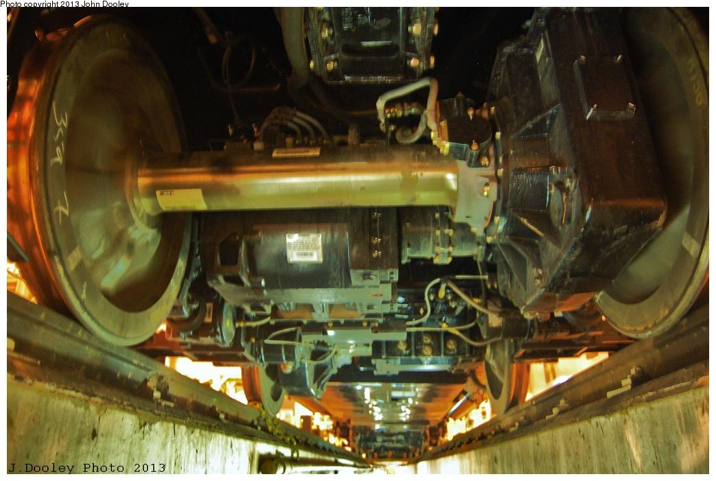 (325k, 1044x701)<br><b>Country:</b> United States<br><b>City:</b> New York<br><b>System:</b> New York City Transit<br><b>Location:</b> Coney Island Shop/Overhaul & Repair Shop<br><b>Car:</b> R-156 Diesel-Electric Locomotive (MPI, 2012-2013) 914 <br><b>Photo by:</b> John Dooley<br><b>Date:</b> 3/24/2013<br><b>Viewed (this week/total):</b> 1 / 1163