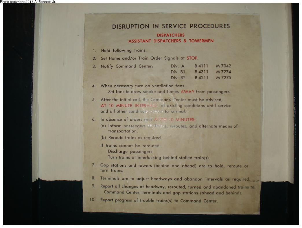 (249k, 1044x788)<br><b>Country:</b> United States<br><b>City:</b> New York<br><b>System:</b> New York City Transit<br><b>Location:</b> New York Transit Museum<br><b>Photo by:</b> Al Bennett, Jr.<br><b>Date:</b> 4/4/2013<br><b>Viewed (this week/total):</b> 3 / 884