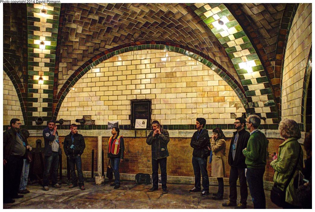 (463k, 1044x703)<br><b>Country:</b> United States<br><b>City:</b> New York<br><b>System:</b> New York City Transit<br><b>Line:</b> IRT East Side Line<br><b>Location:</b> City Hall <br><b>Photo by:</b> David Pirmann<br><b>Date:</b> 4/13/2013<br><b>Viewed (this week/total):</b> 1 / 2683