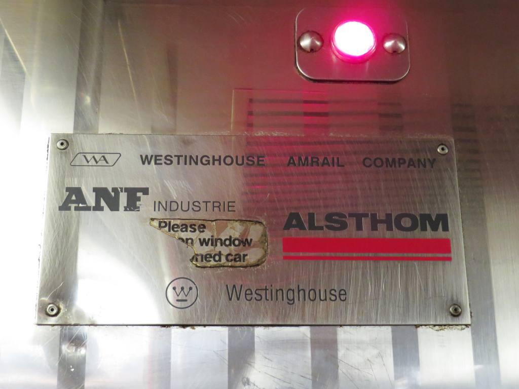 (80k, 1024x768)<br><b>Country:</b> United States<br><b>City:</b> New York<br><b>System:</b> New York City Transit<br><b>Car:</b> R-68 (Westinghouse-Amrail, 1986-1988)  2897 <br><b>Photo by:</b> Robbie Rosenfeld<br><b>Date:</b> 5/23/2013<br><b>Notes:</b> Builders plate.<br><b>Viewed (this week/total):</b> 1 / 939