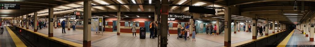 (78k, 1024x153)<br><b>Country:</b> United States<br><b>City:</b> New York<br><b>System:</b> New York City Transit<br><b>Line:</b> IRT Times Square-Grand Central Shuttle<br><b>Location:</b> Grand Central <br><b>Route:</b> Museum Train Service<br><b>Car:</b> R-15 (American Car & Foundry, 1950) 6239 <br><b>Photo by:</b> Mr. Railfan <br><b>Date:</b> 5/11/2013<br><b>Notes:</b> National Train Day<br><b>Viewed (this week/total):</b> 1 / 1057