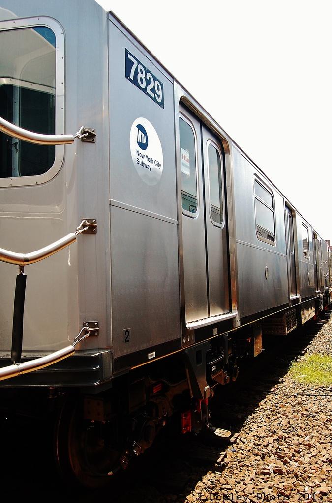 (290k, 675x1024)<br><b>Country:</b> United States<br><b>City:</b> New York<br><b>System:</b> New York City Transit<br><b>Location:</b> Coney Island Yard<br><b>Car:</b> R-188 (Kawasaki, 2012-) 7829 <br><b>Photo by:</b> John Dooley<br><b>Date:</b> 6/22/2013<br><b>Viewed (this week/total):</b> 0 / 679