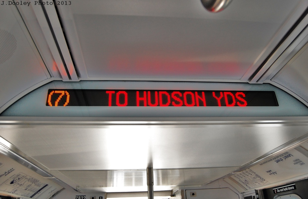 (220k, 1024x661)<br><b>Country:</b> United States<br><b>City:</b> New York<br><b>System:</b> New York City Transit<br><b>Location:</b> Coney Island Yard<br><b>Car:</b> R-188 (Kawasaki, 2012-) 7822 <br><b>Photo by:</b> John Dooley<br><b>Date:</b> 6/22/2013<br><b>Viewed (this week/total):</b> 0 / 1923