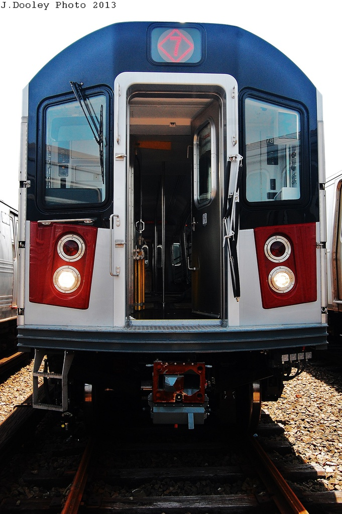 (308k, 681x1024)<br><b>Country:</b> United States<br><b>City:</b> New York<br><b>System:</b> New York City Transit<br><b>Location:</b> Coney Island Yard<br><b>Car:</b> R-188 (Kawasaki, 2012-) 7826 <br><b>Photo by:</b> John Dooley<br><b>Date:</b> 6/22/2013<br><b>Viewed (this week/total):</b> 2 / 1813
