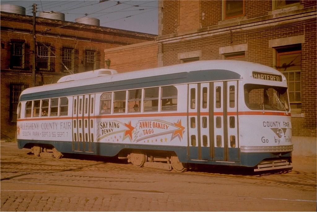 (193k, 1024x686)<br><b>Country:</b> United States<br><b>City:</b> Pittsburgh, PA<br><b>System:</b> PAT<br><b>Car:</b> Pittsburgh Railways/PAT PCC 1449 <br><b>Collection of:</b> Joe Testagrose<br><b>Viewed (this week/total):</b> 1 / 13184