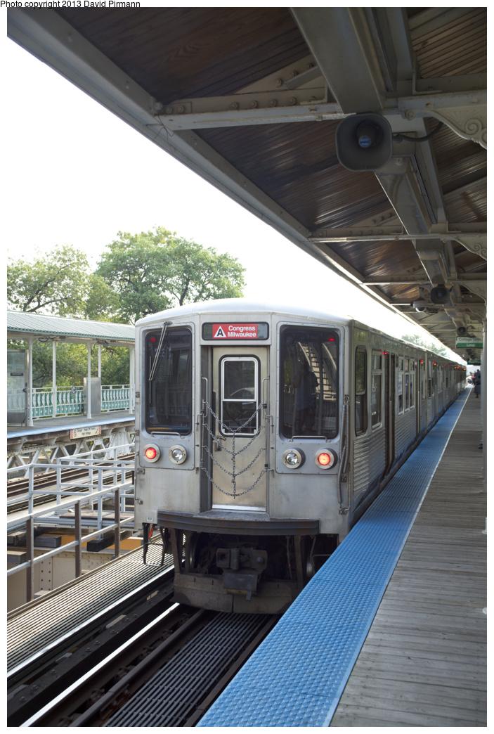 (330k, 703x1044)<br><b>Country:</b> United States<br><b>City:</b> Chicago, IL<br><b>System:</b> Chicago Transit Authority <br><b>Line:</b> CTA Green (Lake/South Side)<br><b>Location:</b> Conservatory/Central Park Drive <br><b>Route:</b> Fan Trip<br><b>Car:</b> CTA 2200 Series 2340 <br><b>Photo by:</b> David Pirmann<br><b>Date:</b> 8/25/2013<br><b>Viewed (this week/total):</b> 0 / 552