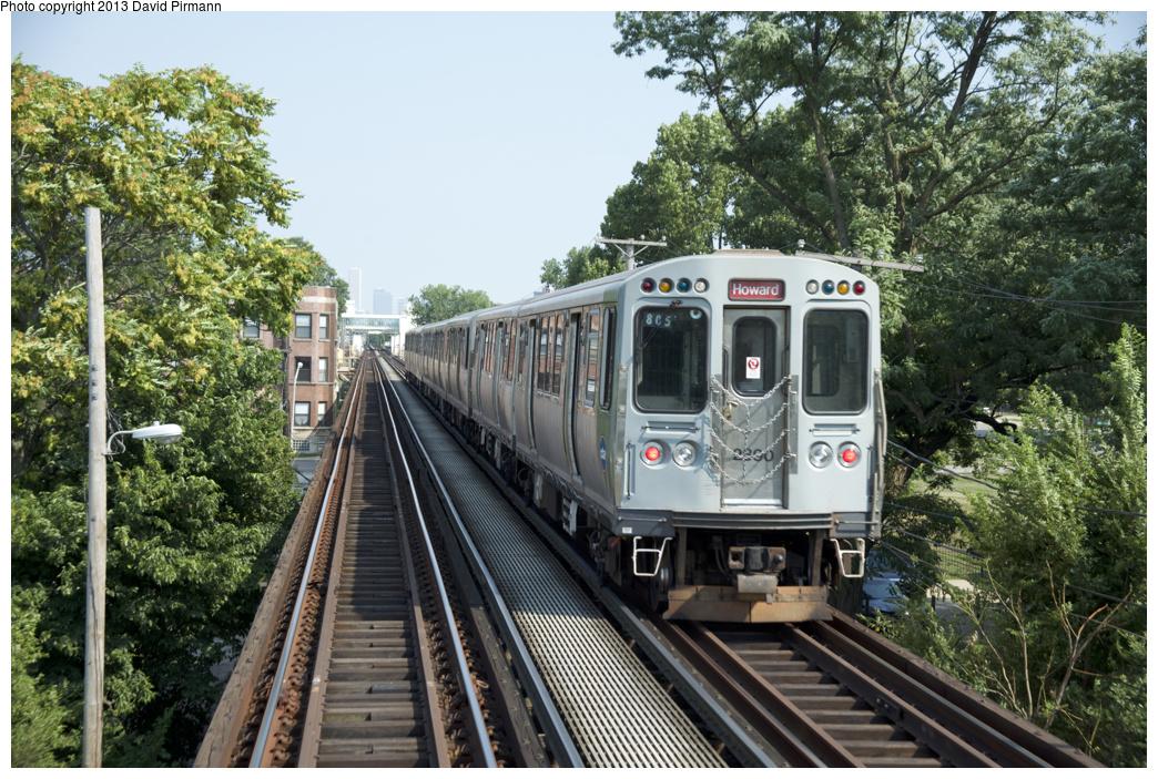 (457k, 1044x703)<br><b>Country:</b> United States<br><b>City:</b> Chicago, IL<br><b>System:</b> Chicago Transit Authority <br><b>Line:</b> CTA Green (Lake/South Side)<br><b>Location:</b> 51st <br><b>Route:</b> Red<br><b>Car:</b> CTA 2600 Series 2890 <br><b>Photo by:</b> David Pirmann<br><b>Date:</b> 8/25/2013<br><b>Viewed (this week/total):</b> 1 / 586