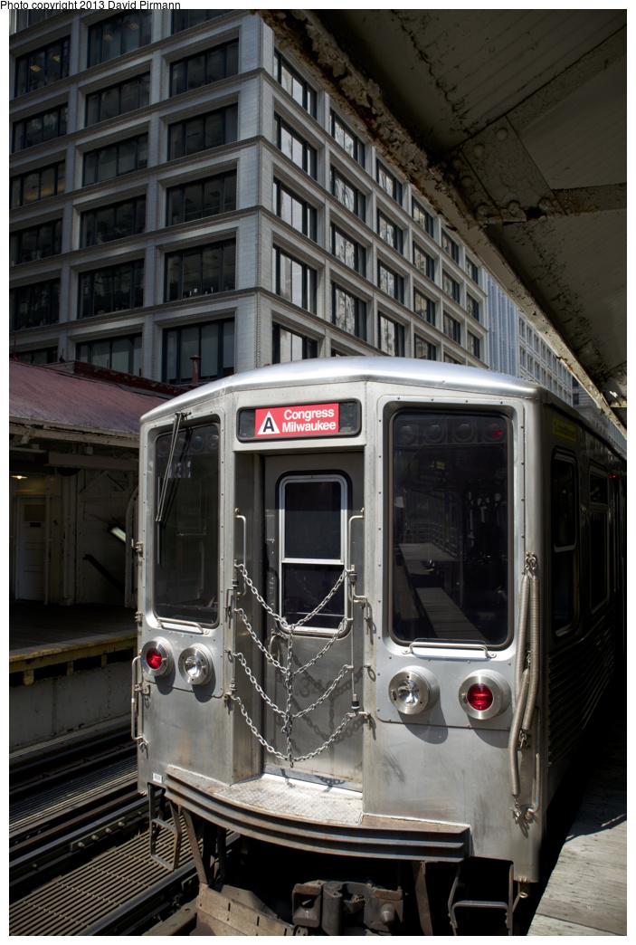(333k, 703x1044)<br><b>Country:</b> United States<br><b>City:</b> Chicago, IL<br><b>System:</b> Chicago Transit Authority <br><b>Line:</b> CTA Loop<br><b>Location:</b> Madison/Wabash <br><b>Route:</b> Fan Trip<br><b>Car:</b> CTA 2200 Series 2340 <br><b>Photo by:</b> David Pirmann<br><b>Date:</b> 8/25/2013<br><b>Viewed (this week/total):</b> 0 / 627