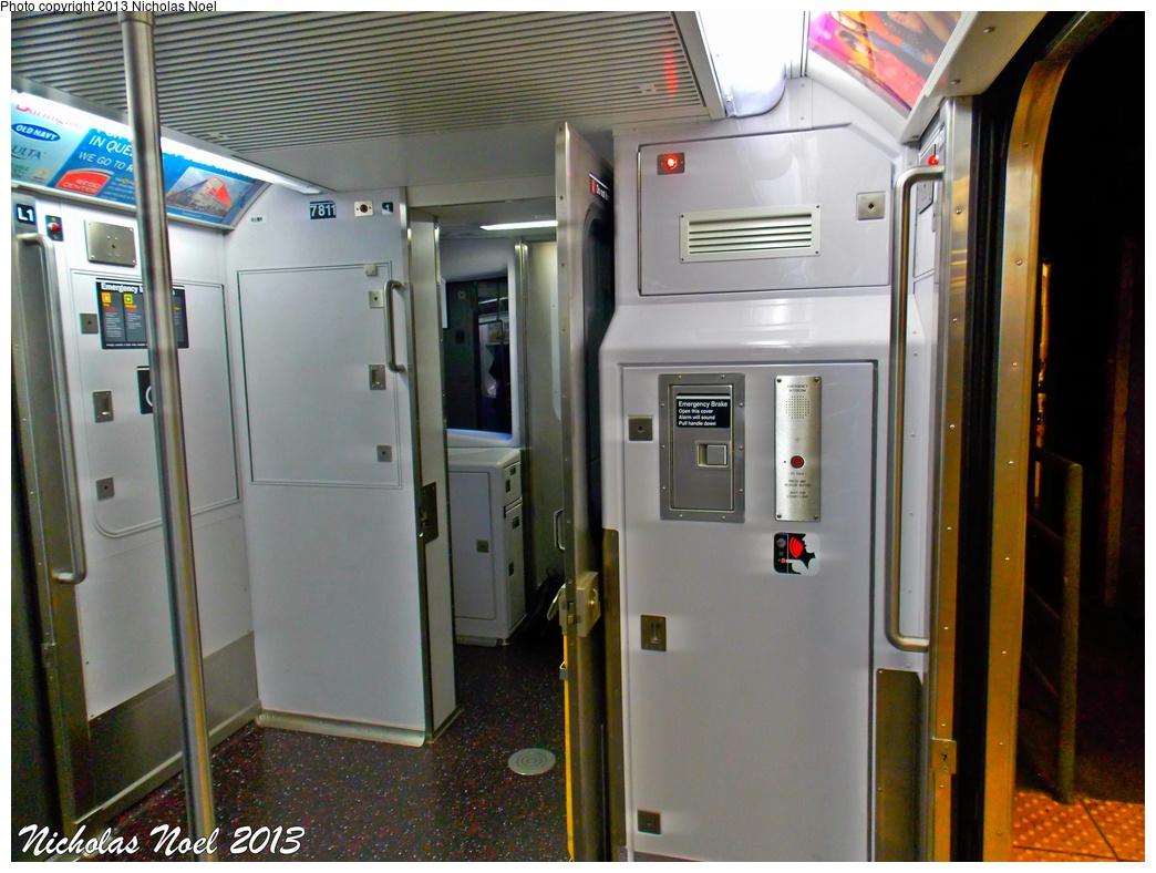 (274k, 1044x788)<br><b>Country:</b> United States<br><b>City:</b> New York<br><b>System:</b> New York City Transit<br><b>Route:</b> 7<br><b>Car:</b> R-188 (Kawasaki, 2012-) 7811 <br><b>Photo by:</b> Nicholas Noel<br><b>Date:</b> 12/1/2013<br><b>Viewed (this week/total):</b> 0 / 1435