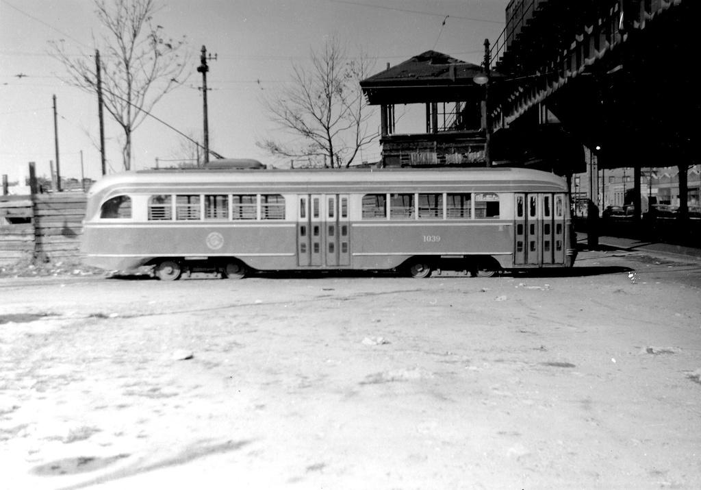 (205k, 1024x715)<br><b>Country:</b> United States<br><b>City:</b> New York<br><b>System:</b> Brooklyn & Queens Transit<br><b>Line:</b> 35/Church <br><b>Location:</b> McDonald/16th Loop <br><b>Car:</b> Brooklyn & Queens Transit PCC (St. Louis Car, 1936)  1039 <br><b>Viewed (this week/total):</b> 1 / 320